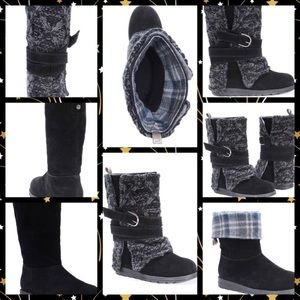 MUK LUKS Nevia Knit Boot  40% off
